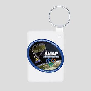 SMAP Logo Aluminum Photo Keychain