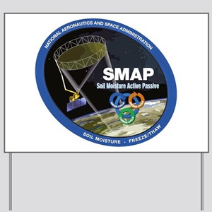 SMAP Logo Yard Sign