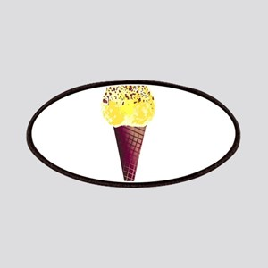 Cone With Sprinkles Patch