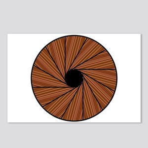 Down A Spiral Staircase Postcards (Package of 8)