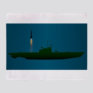 Missile Undersea Launch Throw Blanket