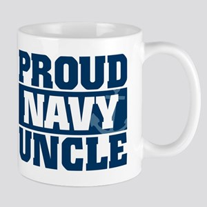 US Navy Proud Navy Uncle Mug