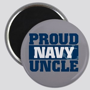 US Navy Proud Navy Uncle Magnet