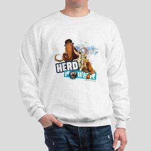 Ice Age Herd Power Sweatshirt