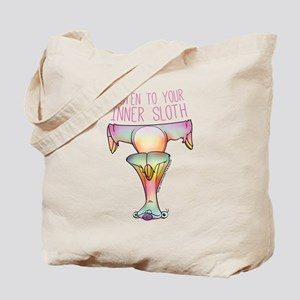 Ice Age Inner Sloth Tote Bag