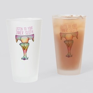 Ice Age Inner Sloth Drinking Glass
