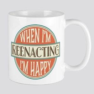 happy reenactor Mug