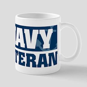 US Navy Veteran Mug