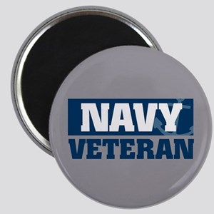 US Navy Veteran Magnet
