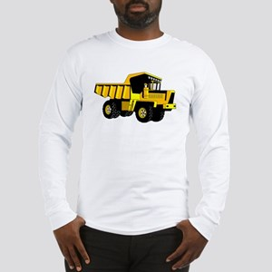 Dump Truck Long Sleeve T-Shirt