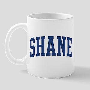SHANE design (blue) Mug