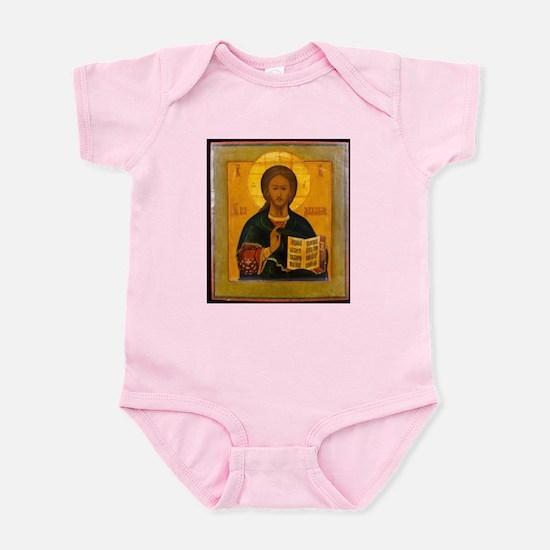 Jesus Christ Russian Icon Body Suit