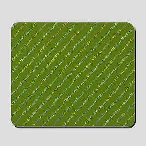 MPMR 2016 Pattern Mousepad