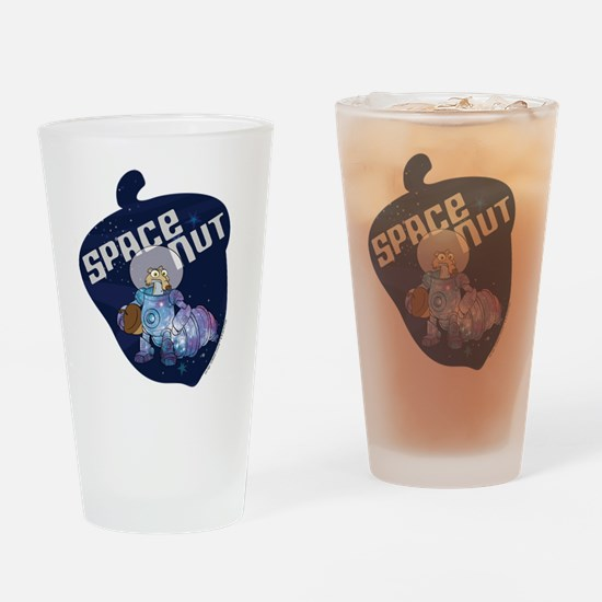 Ice Age Space Nut Drinking Glass
