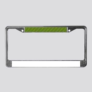 MPMR 2016 Pattern License Plate Frame