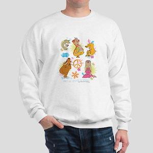 Ice Age Collision Course Sparkle Sweatshirt