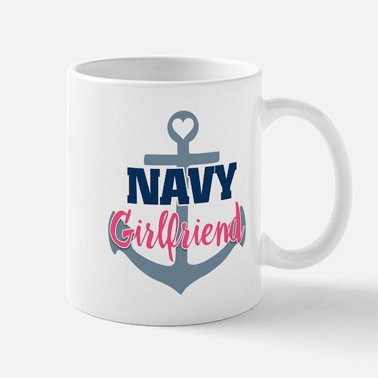 US Navy Girlfriend Mug