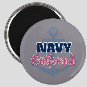US Navy Girlfriend Magnet