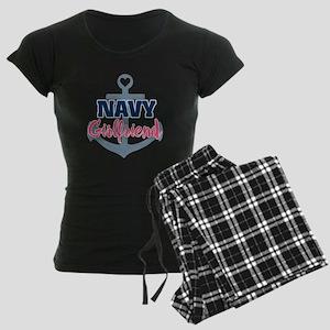 US Navy Girlfriend Women's Dark Pajamas