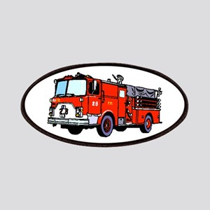 Fire Truck Patch