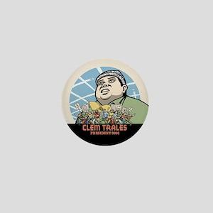 Clem Trayles '16! Mini Button