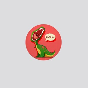 Cute Dinosaur Mini Button
