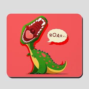 Cute Dinosaur Mousepad