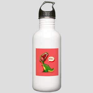 Cute Dinosaur Water Bottle