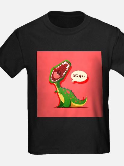 Cute Dinosaur T-Shirt