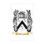 Willame Sticker (Rectangle)