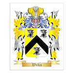 Wilks Small Poster