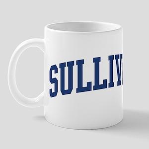 SULLIVAN design (blue) Mug
