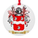 Wilkinson 2 Round Ornament