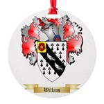 Wilkins Round Ornament