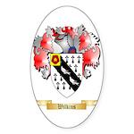 Wilkins Sticker (Oval 10 pk)