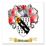 Wilkieson Square Car Magnet 3