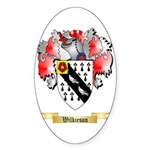 Wilkieson Sticker (Oval 50 pk)