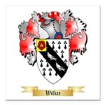 Wilkie Square Car Magnet 3