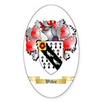 Wilkie Sticker (Oval 50 pk)
