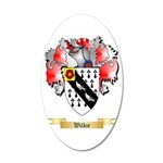 Wilkie 20x12 Oval Wall Decal