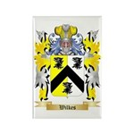 Wilkes Rectangle Magnet (100 pack)