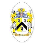 Wilkes Sticker (Oval 10 pk)
