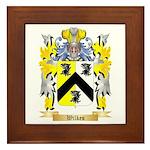 Wilkes Framed Tile