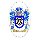 Wilkenson Sticker (Oval 10 pk)