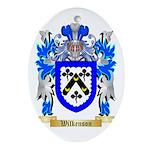 Wilkenson Oval Ornament