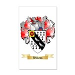 Wilkens 20x12 Wall Decal