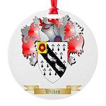 Wilken Round Ornament
