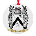 Wilinski Round Ornament