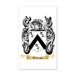 Wiliems 20x12 Wall Decal