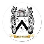 Wilhelmsson Round Car Magnet